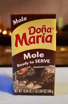 We taste-tested 4 store-bought mole sauces- find out which one was the best!