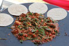 Halloumi, Garam Masala, Naan, Palak Paneer, Grilling, Food, Champagne, Gourmet, Crickets