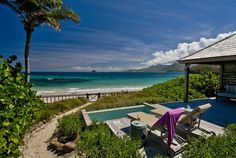 Caribbean Room With a View: A Bungalow at St Kitts' Christophe Harbour - packing my suitcase now!