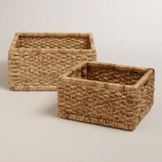 Natural Mitzy Baskets
