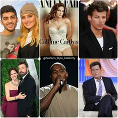 Which Reveal of 2015 Shook You The Most ?#VOTE1. #ZaynMalik #PerrieEdwards BreakUp2. #CaitlynJenner3.#LouisTomlinson Going to be a DAD4. #BenAffleck Nanny Cheating Scandal5. #KanyeWest Running for President in 20206. #CharlieSheen revealing he is HIV Positive... - Celebrity Fashion