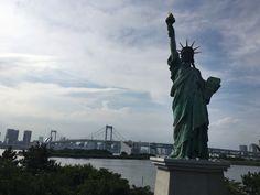 Estatua de la Libertad en Odiba ( Japón)