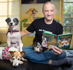 I'm very excited to let you all know about somethingI've been working on with my friends at Muttville Senior Dog Rescue. Muttville is very near and dear to my heart because ofthe amazing work they do to find forever homes for adoptable senior dogs.