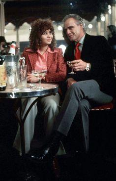 Susan Sarandon, Jane Birkin, Marlon Brando, Jack Nicholson, Cinema Video, Maria Schneider, Last Tango In Paris, Most Popular People, Bernardo Bertolucci