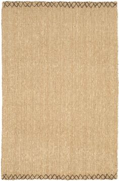 Handwoven Coir Natural Rug