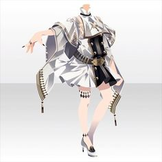 @trade | 検索結果 Anime Outfits, Cool Outfits, Vetements Clothing, Drawing Anime Clothes, Anime Dress, Cocoppa Play, Anime Hair, Anime Costumes, Fashion Design Sketches