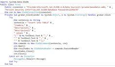 VBpuntoNet: Grabar, modificar y borrar registros en una tabla ...
