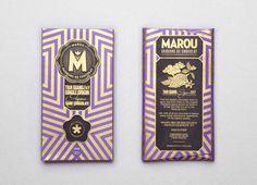 Marou. Designed by Rice Creative