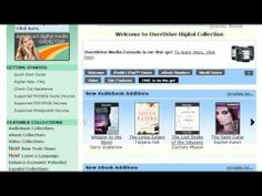 How to Use OverDrive with Your eReader - YouTube