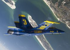 Blue Angels Over Pensacola Florida