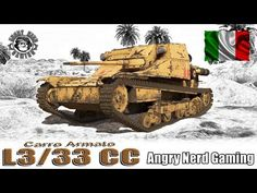 Welcome to War Thunder Ground Forces with the Angry_Nerd, in this video tutorial, I roll out in the CC, Italian, Tank Destroyer. Film Red, War Thunder, Tank Destroyer, Red Flag, Armored Vehicles, Countries Of The World, Military, Youtube, World Countries