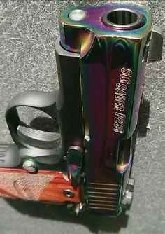 Sig P238 Rainbow wife's EDC.