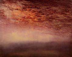 """Rain Clouds"" oil on canvas  24""x30"""