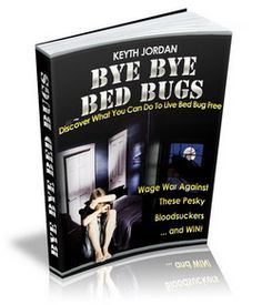 Bye Bye Bed Bugs - eGuide cover Bed Bugs, Bye Bye, Cover, Products, Gadget