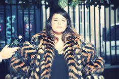 Stephanie Zwicky and Le Blog de Big Beauty: French Women Don't Get Fat, They Get Fabulous  #BBWGeneration #MizLiz #Acceptance