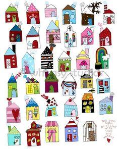 cute doodles: