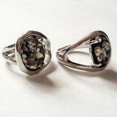 Nebular shell rings