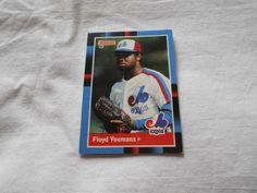 Card Number: 56 Team: Montreal Expos Set Brand: Donruss Set Manufacturer: 1987 Leaf inc Grade: Baseball Cards For Sale, Montreal