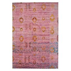 Aquasilk Overdyed Rug on sale @abccarpet
