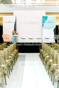Everything You Missed from Our Create & Cultivate Style Summit at The Galleria – Decoration Event