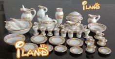 miniaturas en porcelana - Buscar con Google