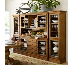 Tucker Wall Unit | Pottery Barn