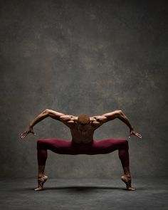 Addison Ector, Complexions Contemporary Ballet, NYC Dance Project.