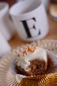 Gulerodscupcakes! Emily Salomon | Blog om mode, mad og livsstil