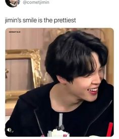 Jimin is the prettiest