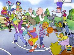 Há 25 anos atrás estreava o desenho Doug Funnie, desenho do canal Nickelodeon…