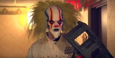 Killer clowns run loose on the streets of Las Vegas. It's happened - but it was all a prank. Clown Scare, Le Clown, Paranormal, Prank Videos, Funny Facts, Pranks, Imvu, Life Is Good, Las Vegas