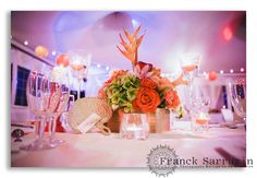 Zot Mariage » D&P | Ambiance tropical Chic