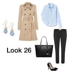 """""""Look 26"""" by luisa on Polyvore featuring Dickins & Jones, Lacoste, Dee Keller, Michael Kors and INC International Concepts"""