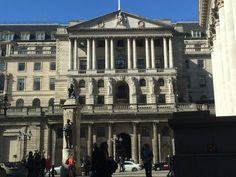 The Bank of England. #London