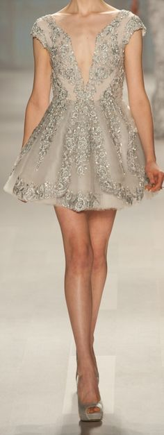 PAVONI SPRING/SUMMER 2013 Too short, I wish it was longer!