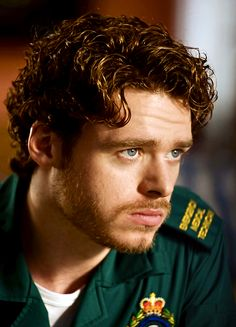 """""""Michael Fitzgerald"""" - talented carpenter, lives in Jackson. Twin to Rachel. (The older set of twins) (Richard Madden)"""