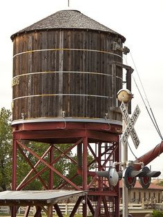 Great water tower