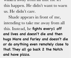 I don't understand why people are saying Shade's dead, I just reread Glass Sword, Shade is obviously alive   Red Queen