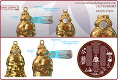 Hanuman chalisa yantra is give life time safety for all evil things and the back of hanuman are imprinted raksha kavach.this yantra is the best yantra for protect our life. http://www.hanumanchalisayantraa.in