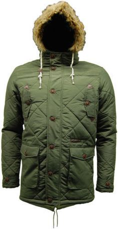 Mens Parka Coats | Jacket Tokyo Lee Kenedy Fishtail Coat Help For Heroes Charity