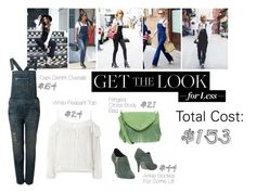 """""""Get The Overall Look For Less"""" by maggiecakes ❤ liked on Polyvore"""