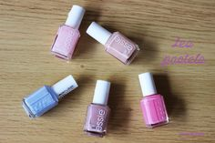 Pastel softens the mood Essie, Blog, Pastel, Lipstick, Beauty, Cake, Lipsticks, Blogging, Beauty Illustration