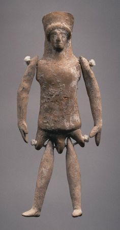 For Greek Dolls: Ancient Greek Terracotta Doll Ancient Greek Art, Ancient Greece, Ancient History, European History, Egyptian Art, Ancient Aliens, Ancient Egypt, American History, Architecture Classique
