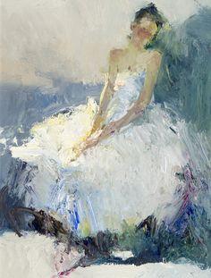 Dancer Study, Dan McCaw