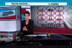 Rachel Maddow argues that Bernie Sanders could change the whole presidential race