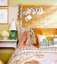 Hawaiian bedroom decor tropical-pillow-covers-and-inspired-spaces