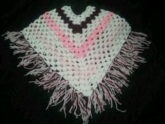 Crocht lil girl pancho i made