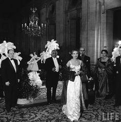 Maria Callas by John Dominis, Chicago, 1954