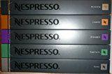 Nespresso - Lot de 50 capsules originales - Références mixtes