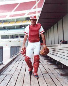 Johnny Bench- Legendary Baseball Catcher and Baseball Hall of Fame Member